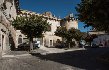 Serracapriola paese e convento