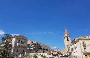 Castelnuovo della Daunia - Piazza Plebiscito
