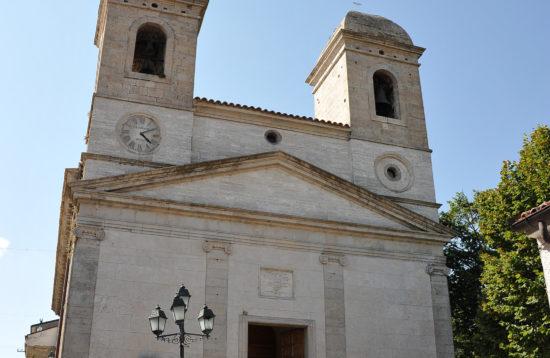 celle di san vito chiesa