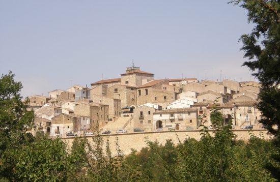 Roseto Valfortore Panorama