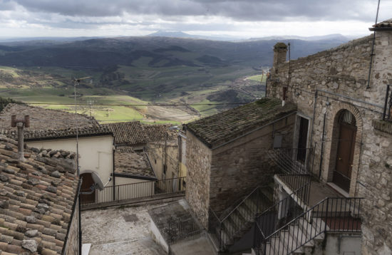 SantAgata di Puglia panorama